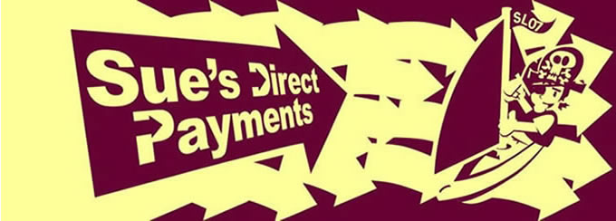 Sue's Direct Payments